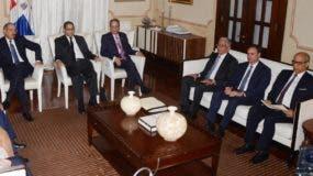 Los miembros del Consejo Nacional  de la  Magistratura  .  AGENCIA FOTO
