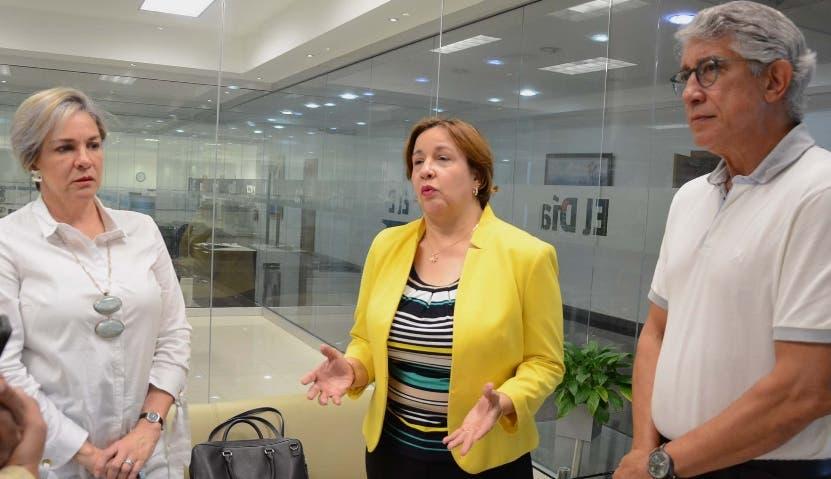 Comisión del  sector Helio Oeste rechaza Acnur.  José de León