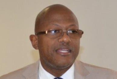 Luis Peña, presidente Regional Santo Domingo.  archivo