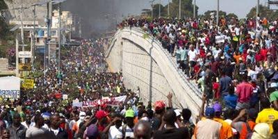 Las protestas siguen en Haití. Demandan la  renuncia del presidente  de la nación.