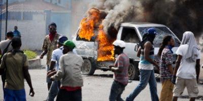 Protestas contra el gobierno de Jovenel Moïse han dejado nueve muertos  y decenas heridos.