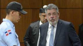 Díaz Rúa niega las acusaciones de la Procuraduría.  archivo