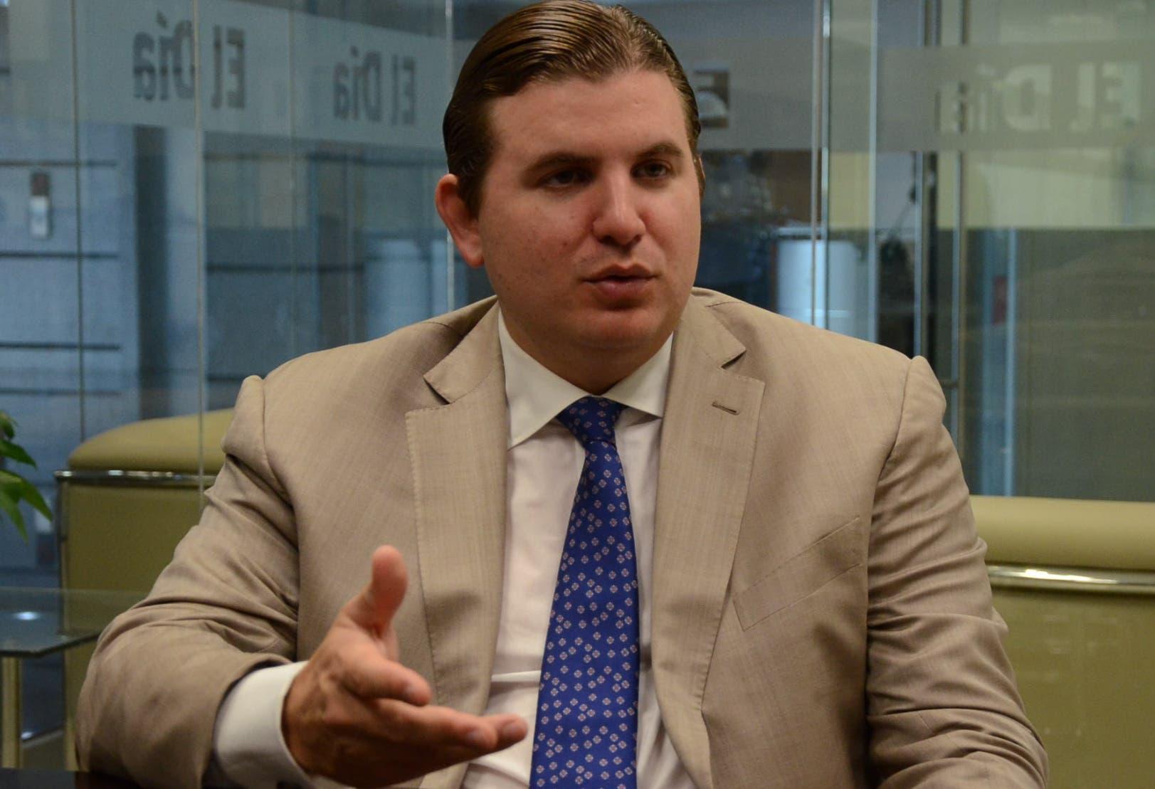 Este año el sector hotelero contempla incrementar 4 mil nuevas habitaciones, señaló Andrés Marrazini.   J. De Léon