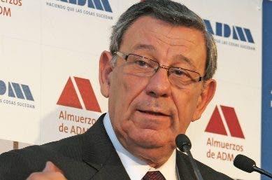 La declaración fue leída por el canciller  Rodolfo Nin Novoa.
