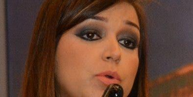 Leidylin Contreras.
