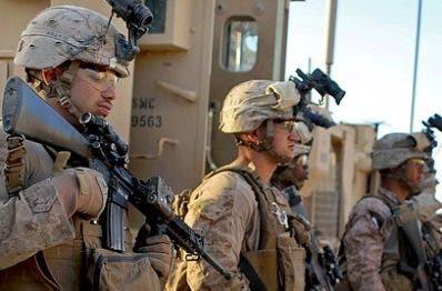 Donald Trump mantendrá 5,200 soldados en Irak.