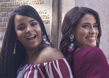 Luisa Luna y Lily López son parte del elenco.