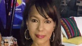 La periodista Ynmaculada Cruz Hierro.  Archivo