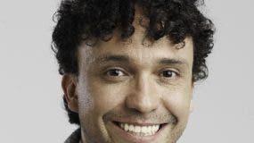 El cantante colombiano Andrés Cepeda..  archivo