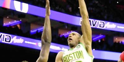 Al Horford es una de las piezas fundamentales para Boston Celtics en la segunda mitad.  AP