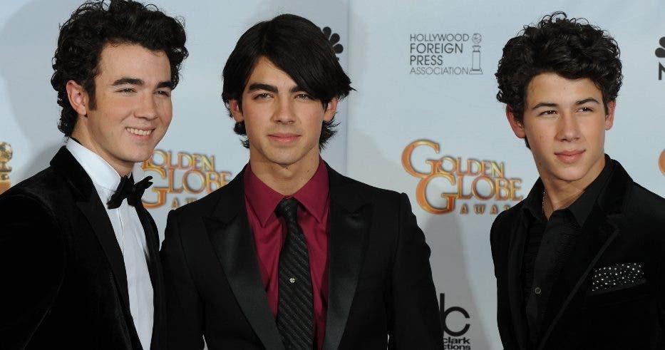 Los Jonas Brothers se separaron en  2013.