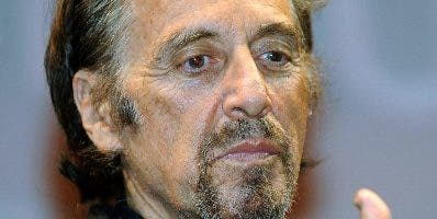 El actor Al Pacino