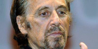El actor Al Pacino
