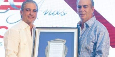 Mario Betances y Dino Campagna.
