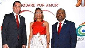Mariano Frontera,  Isabel Reynoso  y Valentín Guerrero.