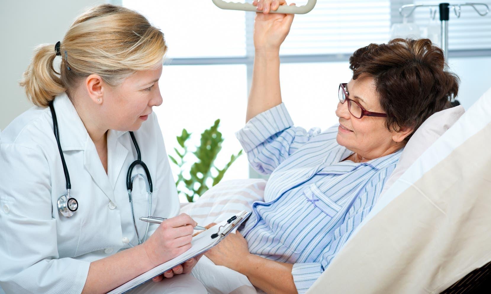 Las  encuestas  determinan los niveles de satisfacción de los pacientes y permiten que se implementen mejoras en el servicio.