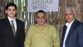 José Languazco, Franklyn Ortiz y Félix Grano de Oro.
