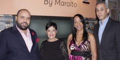 José Gregorio Calderón, Saskia Jorge,  Miosotis Joaquín y Antonio Coronado.