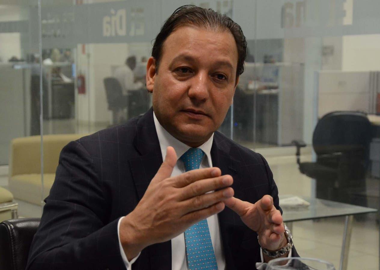 Alcalde Abel Martínez hospitalizado por Covid-19 | El Día