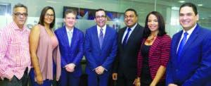 Franklin Puello, Degnis de León, José Alfredo Corripio, Andrés Navarro, José P. Monegro, Senabri Silvestre y Miguel Medina.