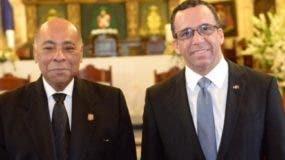 Milton Ray Guevara y Andrés Navarro.
