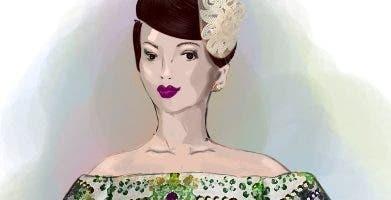 Diseños regresan al pasado con  romanticismo y feminidad.