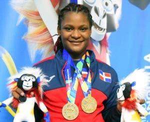 Crismery Santana, optimismo para los Juegos Panamericanos de Lima