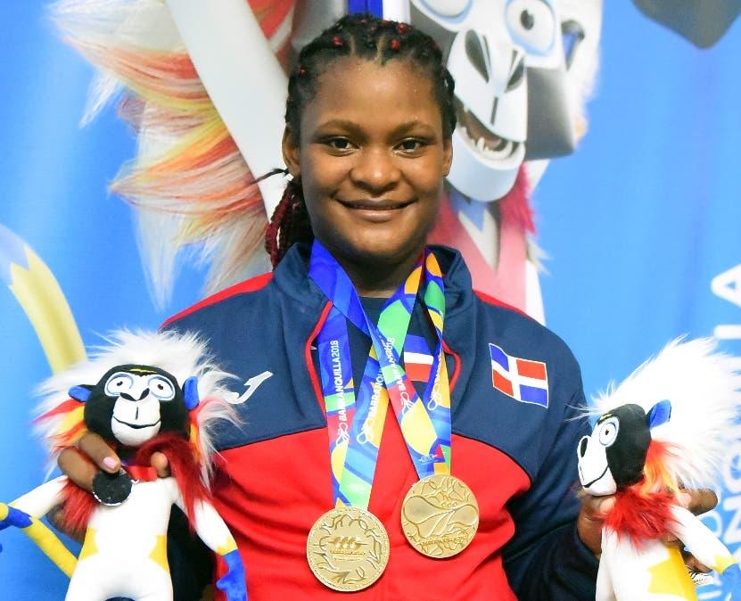Crismery  Santana será la abanderada de República Dominicana en los Juegos Panamericanos