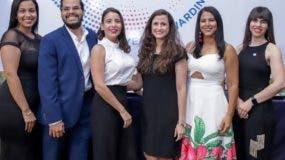 Delisa Carrión, Juan Toribio, Claudia Taboada, Laura Pichardo, Karina Villanueva y  Miriam Stern.