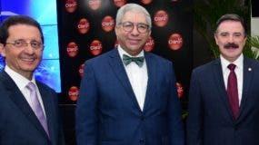 Ramón Núñez Ramírez, Adriano Miguel Tejada y  Rogelio Viesca.