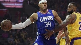 Tobias Harris ha sido transferido por los Clippers. aP