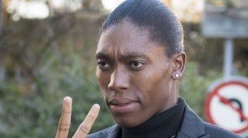 Caster Semenya se defiende de pruebas de la IAAF.