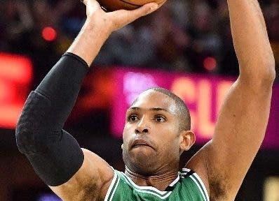 Al Horford ayudó  a los Celtics a vencer  a los  Thunder.   AP