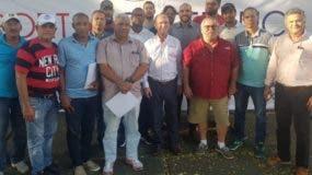 Técnicos y jueces  participantes en el curso.  fuente externa
