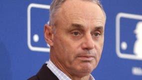 Rob Manfred, comisionado de Grandes Ligas