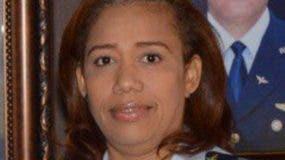 Evelyn Cueto, directora Maternidad Los Mina.archivo