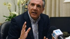 José Ramón Peralta, cercano colaborador de Medina.  archivo