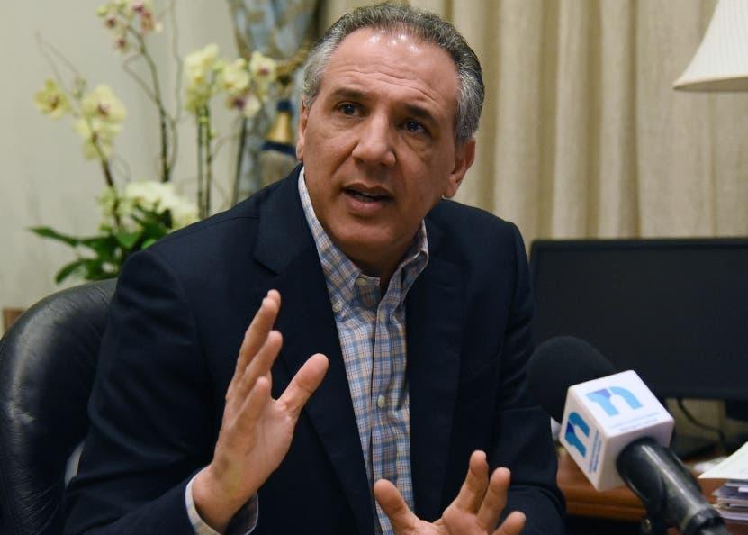 Peralta insiste opositores firmen pacto