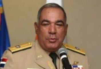 Estanislao Gonell Regalado, titular del Ejército.