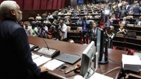 Los legisladores concentraron los debates en las leyes de Partidos y Electoral.   ARCHIVO