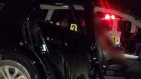 Cuatro personas fueron acribilladas a tiros en el municipio de Santo Domingo Este.