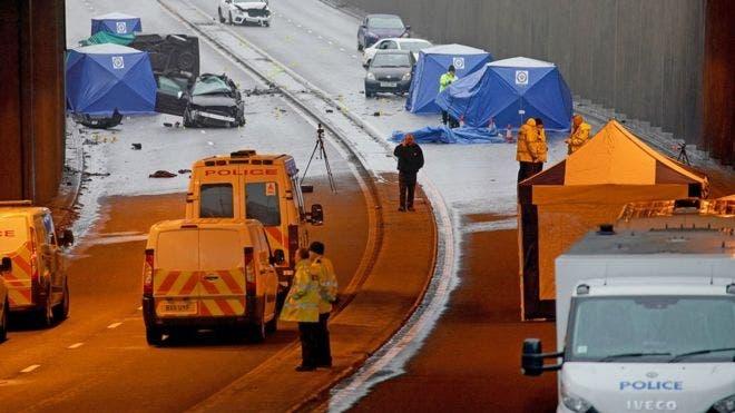 A finales de 2017, seis personas murieron en un accidente en la localidad británica de Birmingham y tras el que varios ciudadanos presentes en la zona tomaron fotos de los fallecidos.