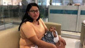 La bebé Amaia Reyes será intervenida en España.