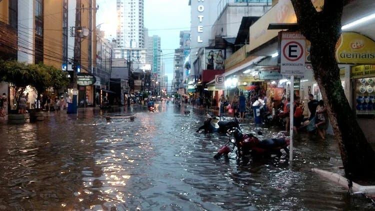 Brasil: Al menos cinco muertos por fuerte tempestad en Río de Janeiro