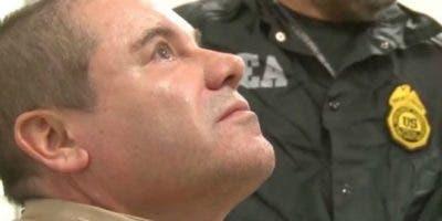 """""""El Chapo"""" Guzmán, quien fue extraditado a Estados Unidos en 2017, fue declarado culpable este martes de los diez cargos de narcotráfico que enfrentaba y quedó expuesto a una sentencia obligatoria de cadena perpetua."""