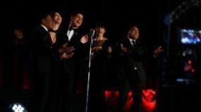 Artistas cantan para impulsar orgullo dominicano.