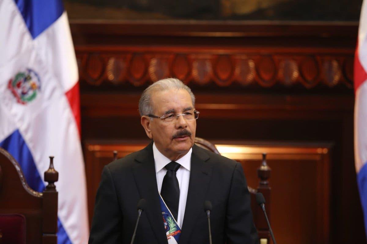 Discurso de rendición de cuentas del presidente Danilo Medina ante la Asamblea Nacional (27 de febrero 2019)