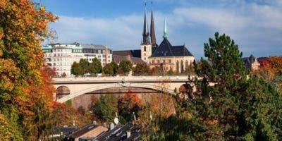 Uno puede recorrer todo Luxemburgo en dos horas.