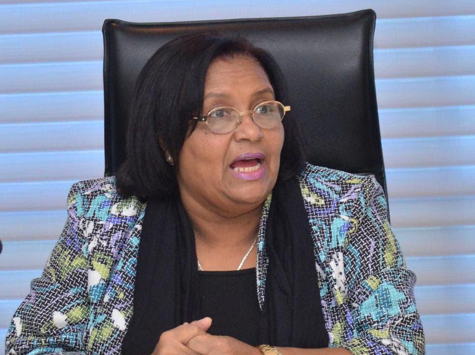 Mercedes Rodríguez Silver, directora del Senasa.