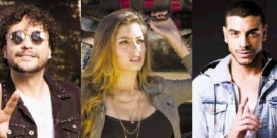 Andrés Cepeda, Michelle Hazlo y Manuel Medrano  son algunos de los artista que se presentan para celebrar San Valentín.    Archivo